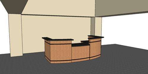 A first draft design of our proposed Welcome Center. Click the image to sign up for our Welcome Ministry.