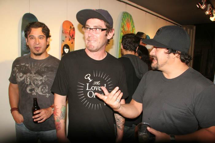 Corey Kopp and Steve Saiz