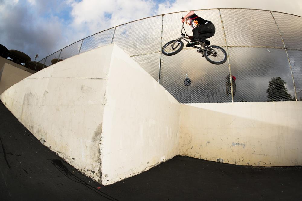 Josh Eilken BMX 360