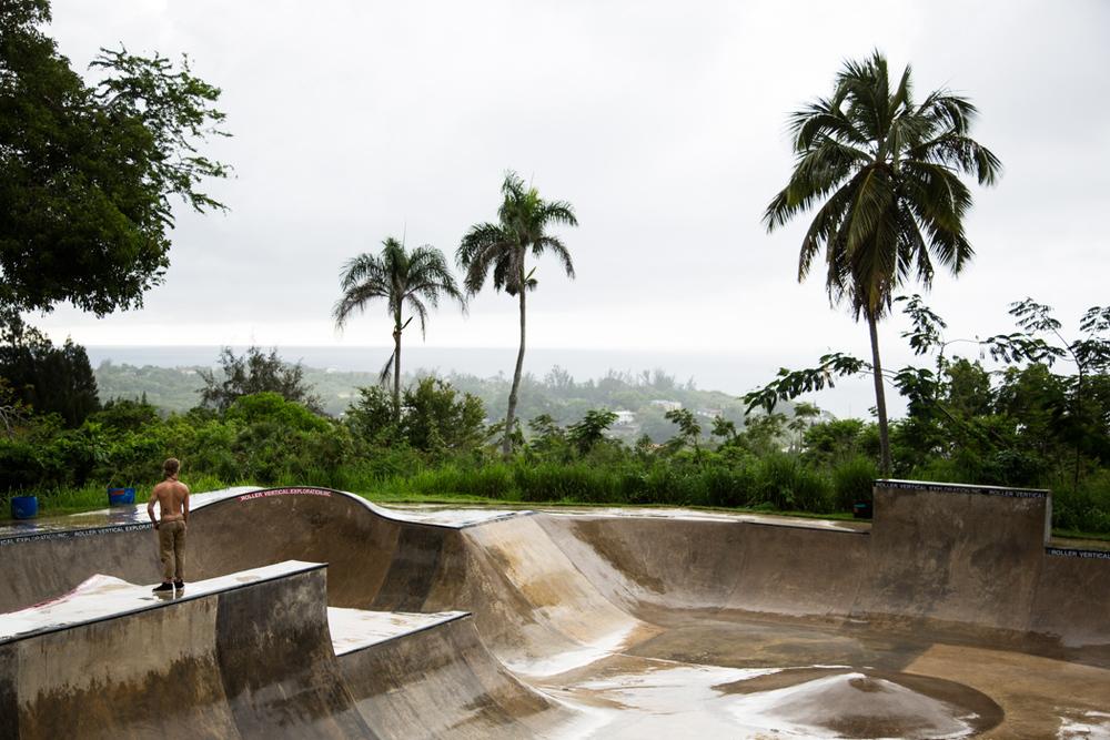 Tony Malouf Skate Park Puerto Rico
