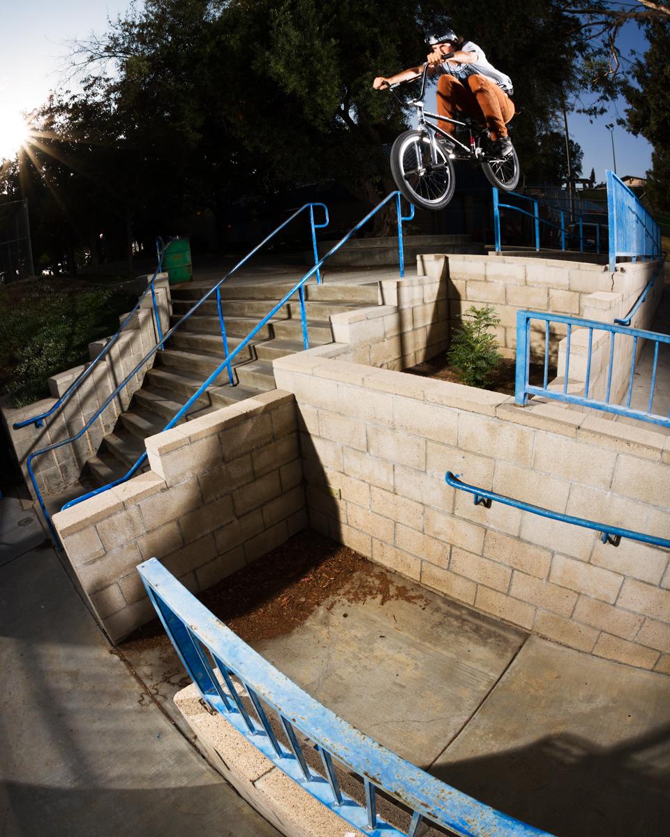 Alex Platt BMX