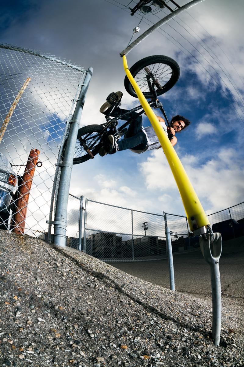 Mike Mastroni Wire Ride