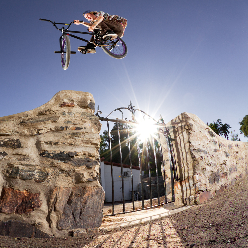 Tony Malouf Toboggan BMX