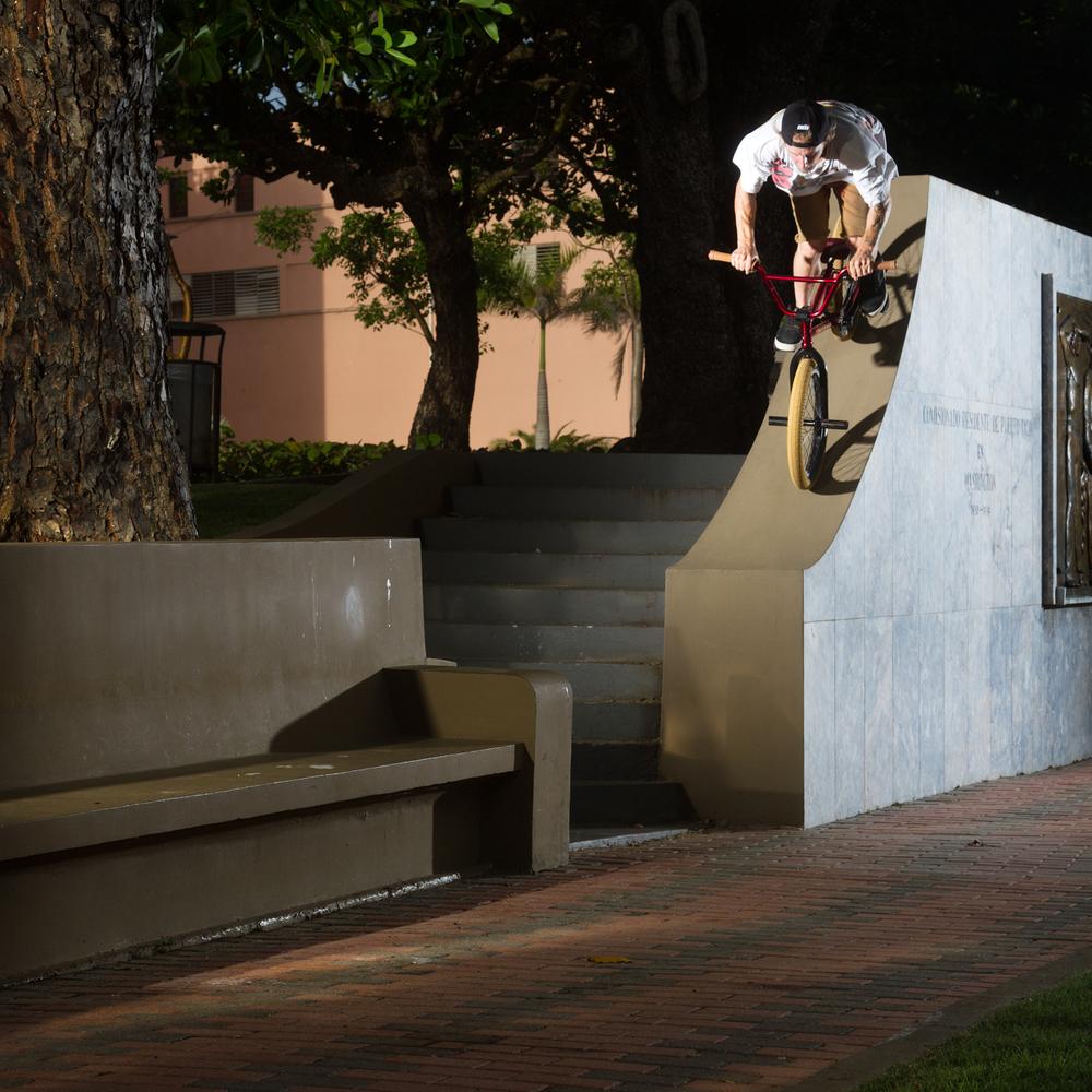 Tony Malouf BMX Puerto Rico