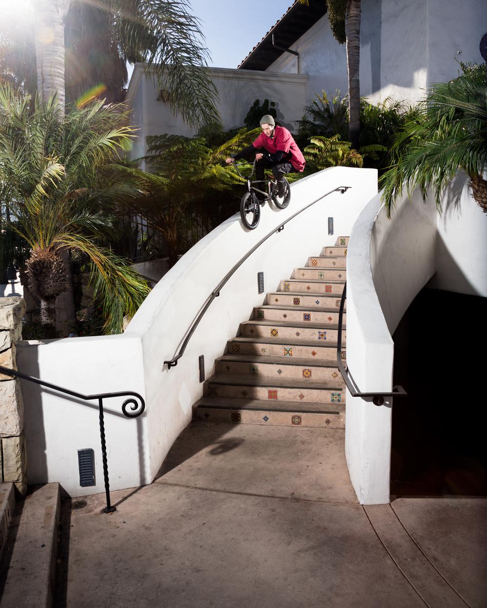 David Grant BMX Double Peg