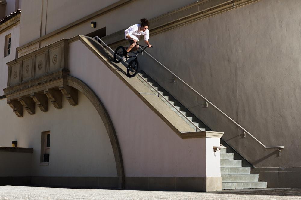 David Grant DIG BMX Ledge Ride