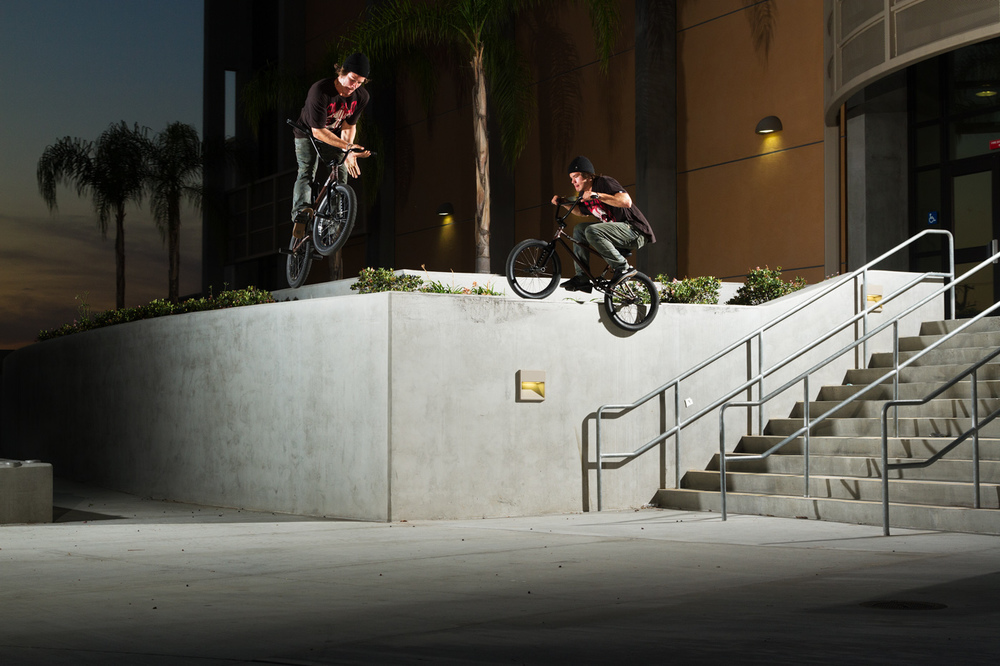 Grant Germain DIG BMX Interview Feeble Hard 180 Barspin
