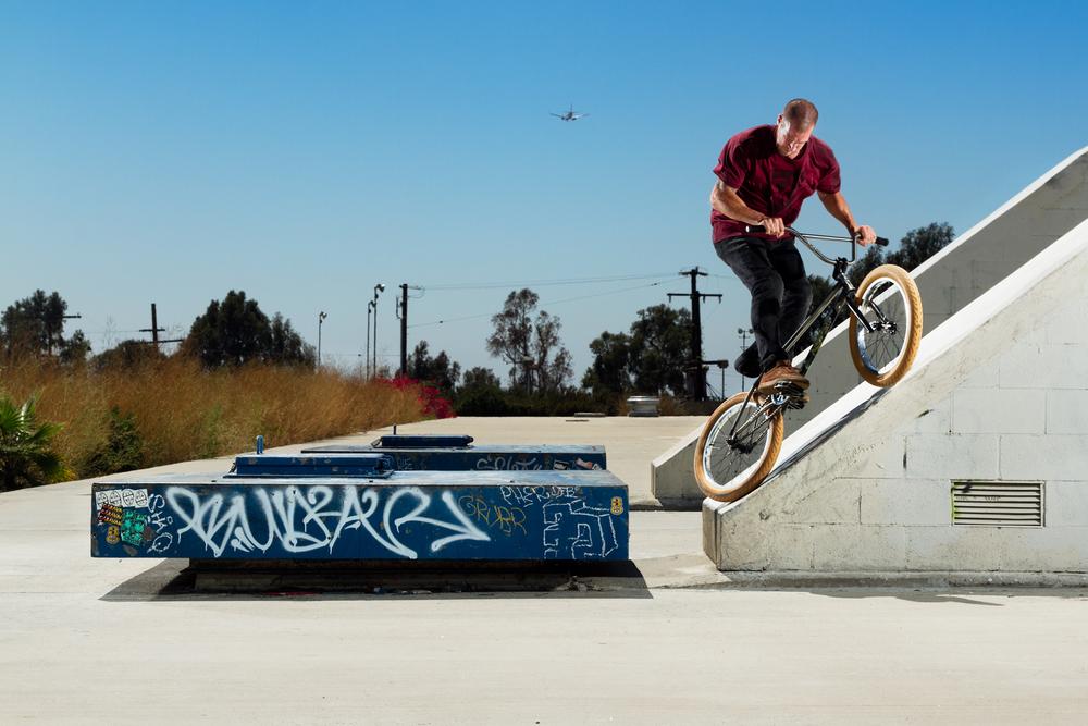 Morgan Long Tire Slide DIG BMX