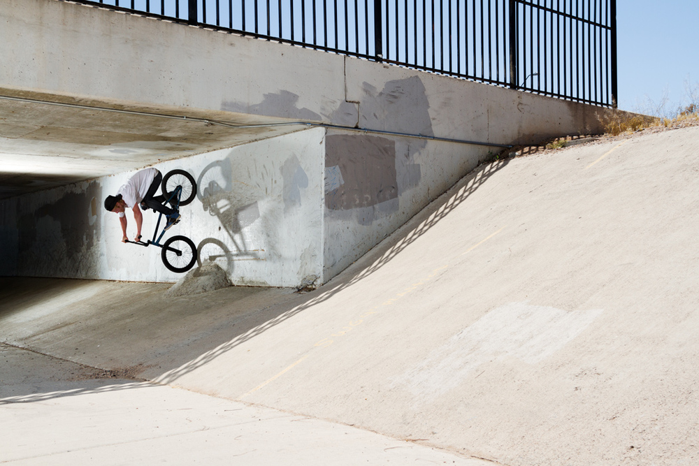 Josh Eilken Ruben Wallride BMX