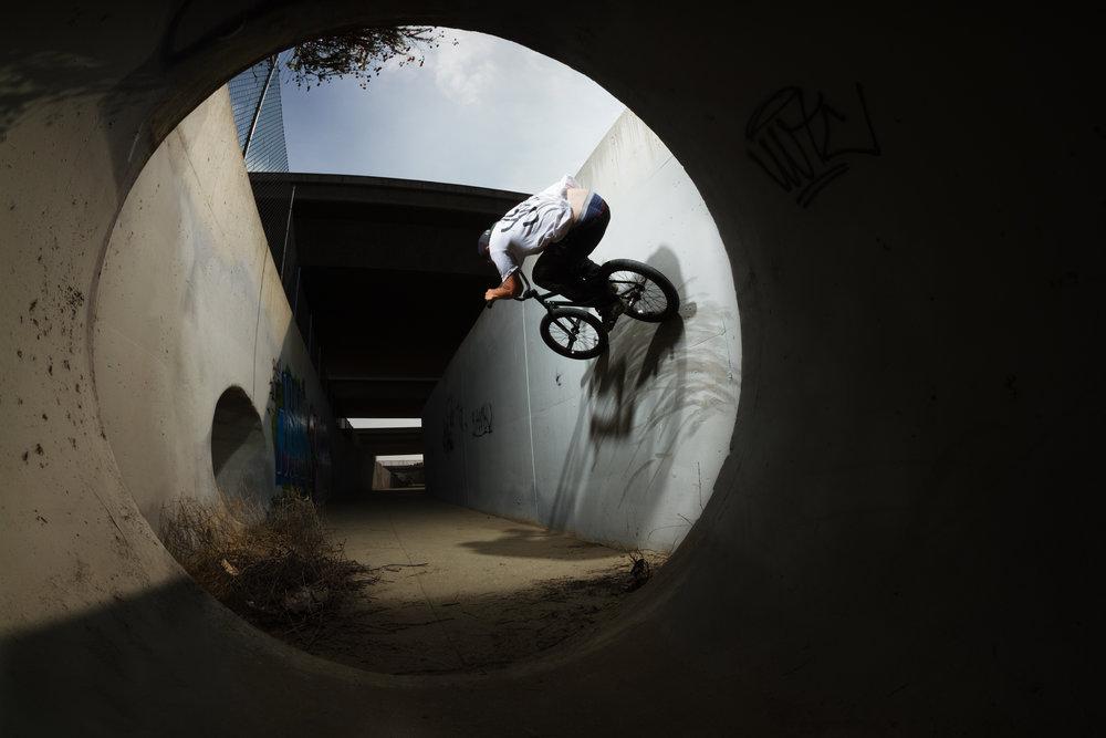Jason Enns DIG BMX Tunnel
