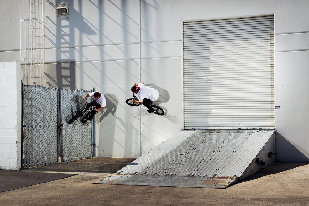 Jason Enns Wallride DIG BMX