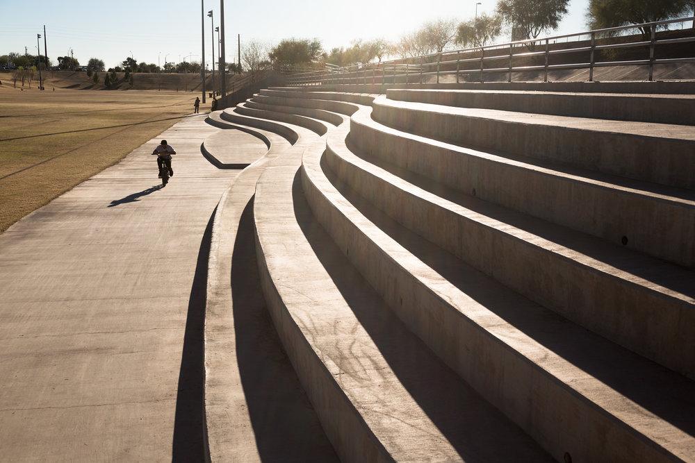 Eric Bahlman DIG BMX Arizona Lines