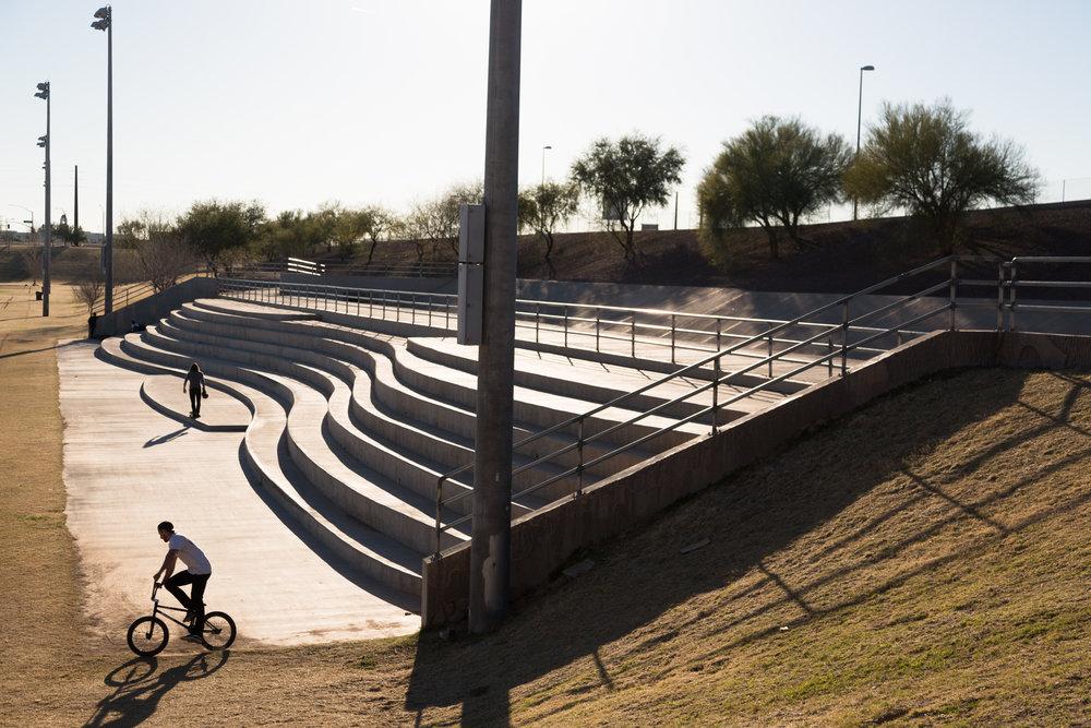 Eric Bahlman DIG BMX Arizona Field