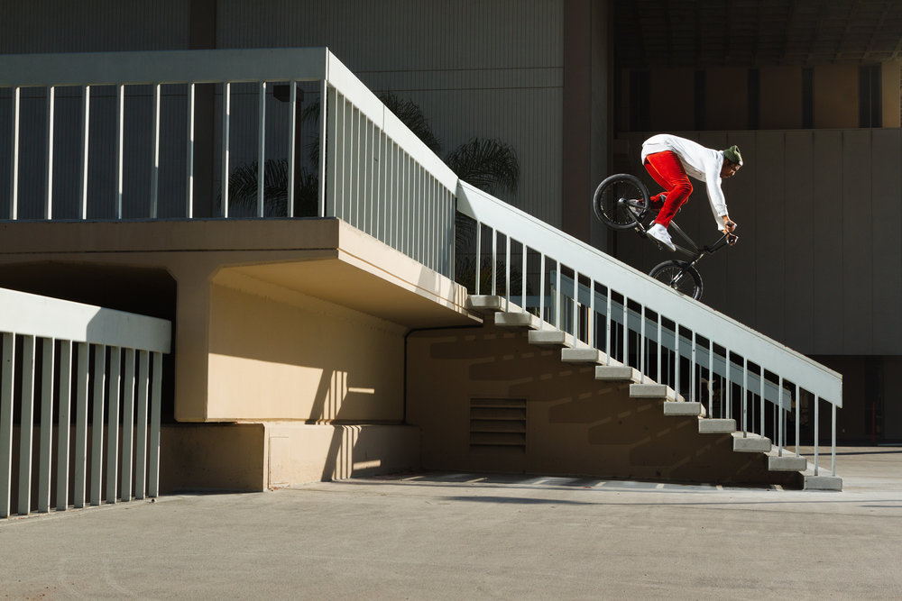 Sean Morr Hanger BMX