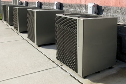 Home & Business A/C Units & Heat Pumps