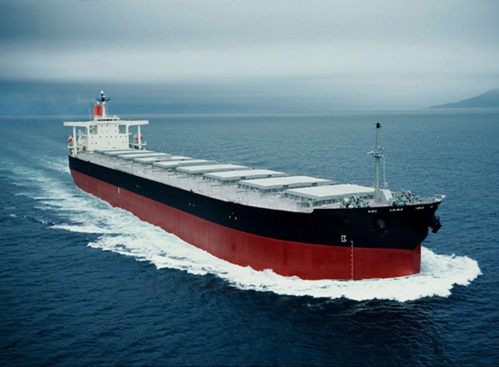 Cargo & Large Ships