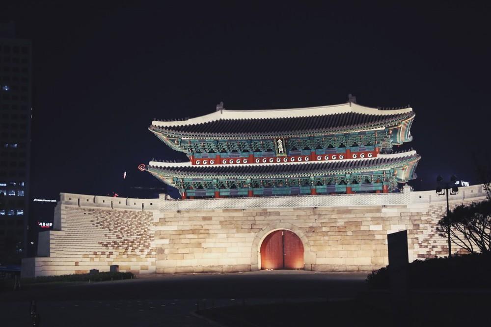 Sungnyemun (남대문)  - Seoul Gate