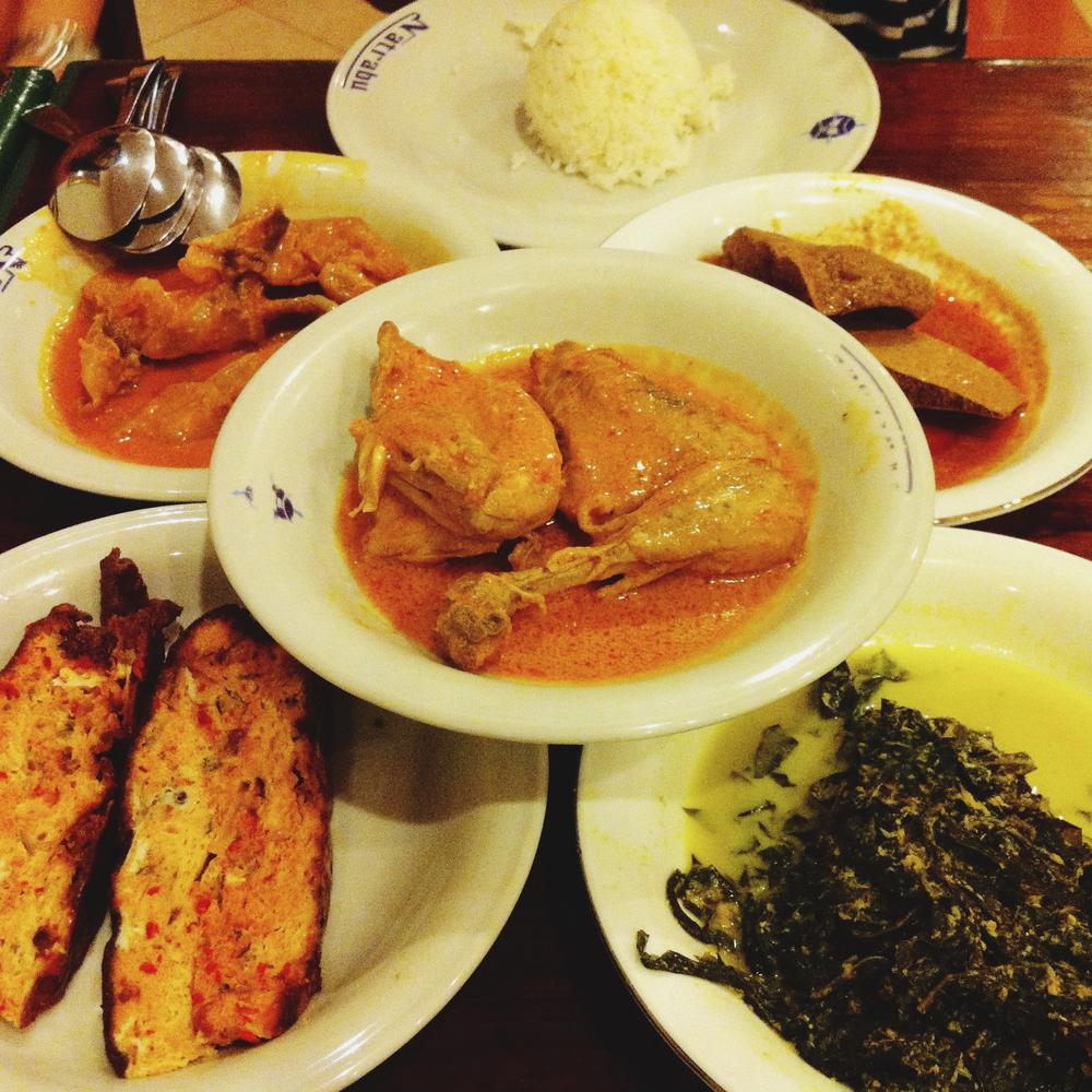 Natrabu - Nasi Padang