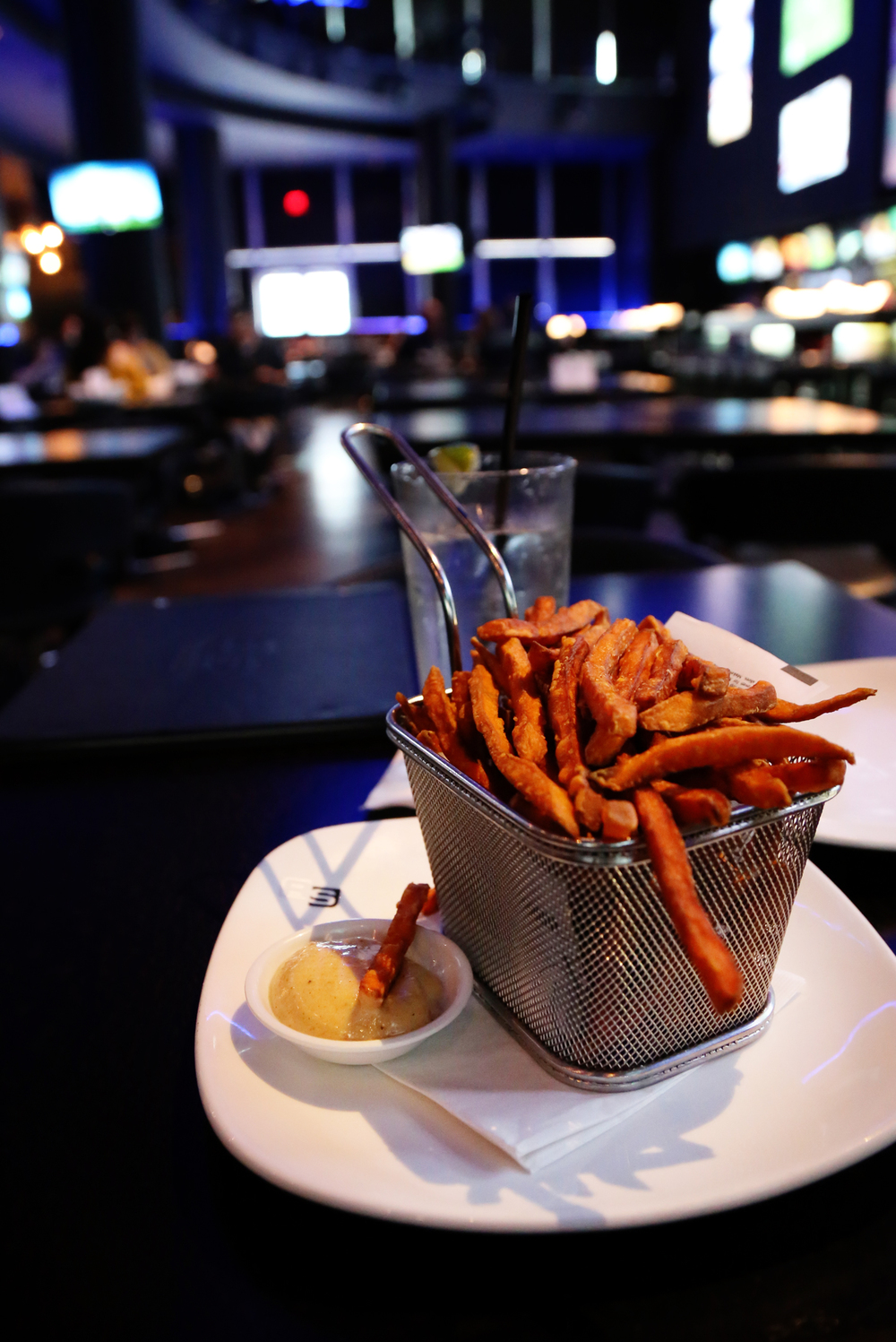 Sweet Potato Fries (Click to enlarge)