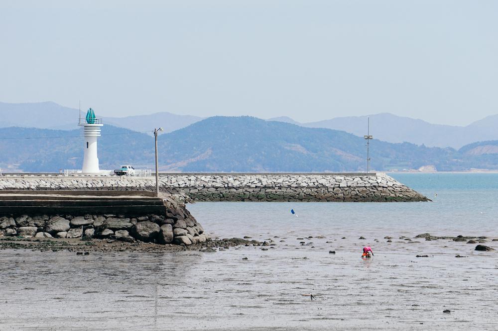 Namhae (남해)Road Trip Series: Beach Break,South Korea.