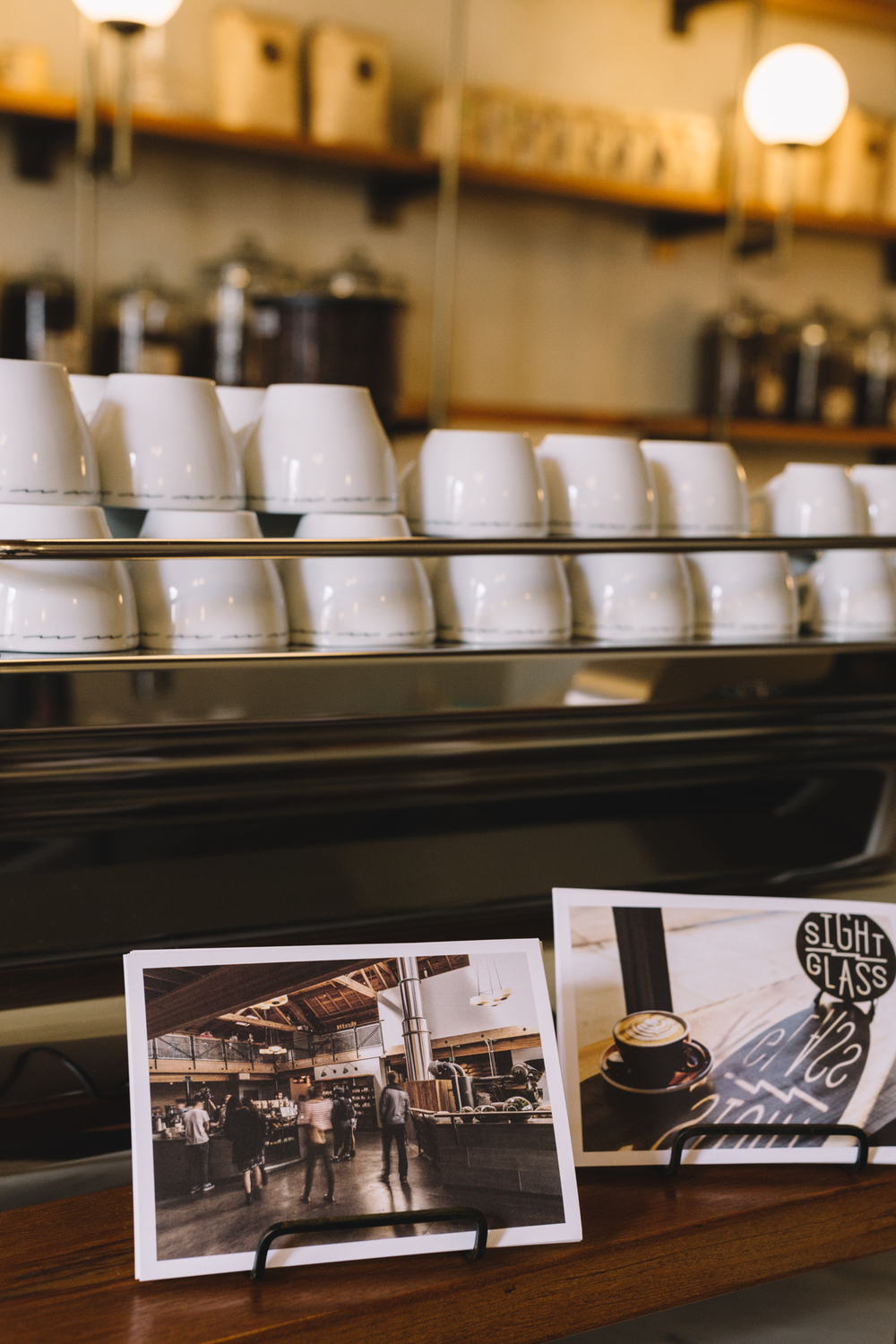 San Francisco Cafe Series: Sightglass Coffee, San Francisco, CA