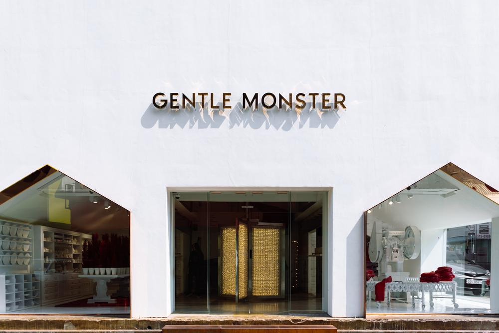 Greysuitcase Seoul Series: Gentle Monster, Garosu-gil, Seoul  , South Korea