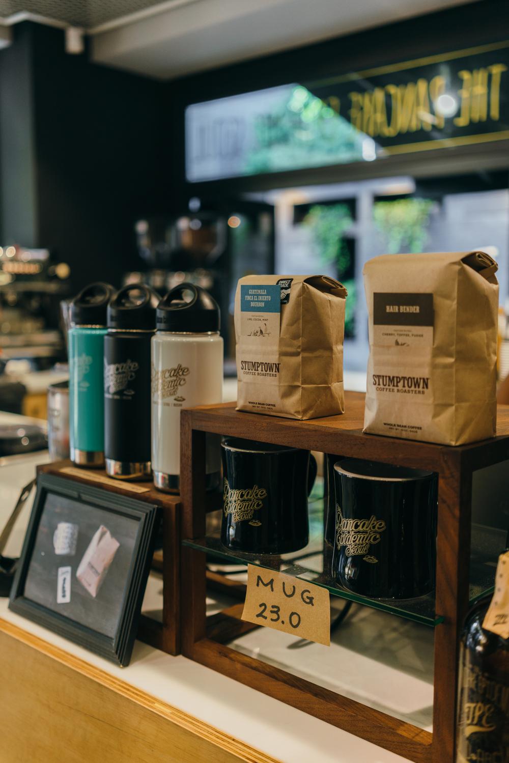 Greysuitcase Seoul Cafe Series:Stumptown Coffee Roasters (스텀프타운 커피 로스터스), Garosu-gil (가로수길), Seoul, South Korea.