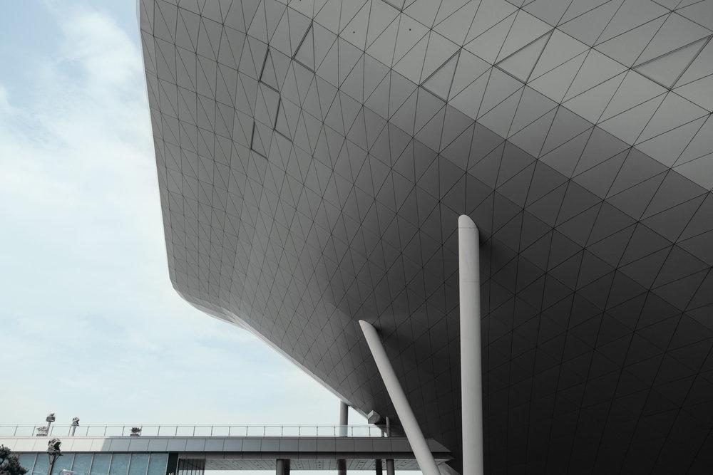 Greysuitcase Busan Series: National Maritime Museum (국립해양박물관),Busan (부산), South Korea.
