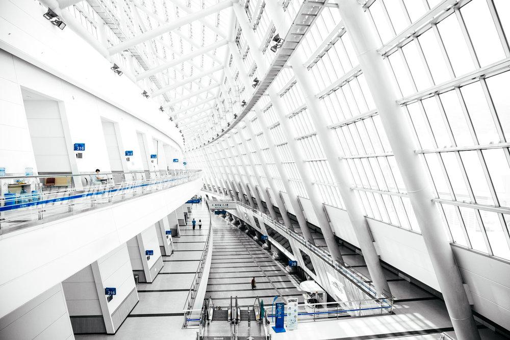 Greysuitcase Busan Series: BEXCO (벡스코),Busan (부산), South Korea.