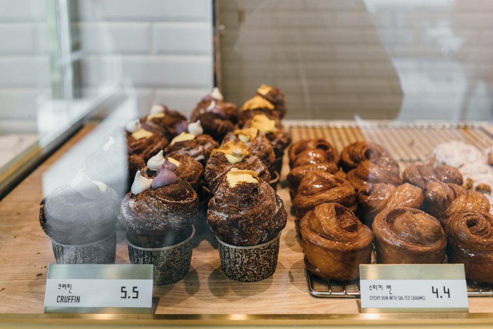 Greysuitcase Seoul Cafe Series:Mr. Holmes Bakehouse Seoul (미스터홈즈베이크하우스), Garosu-gil (가로수길), Seoul, South Korea.