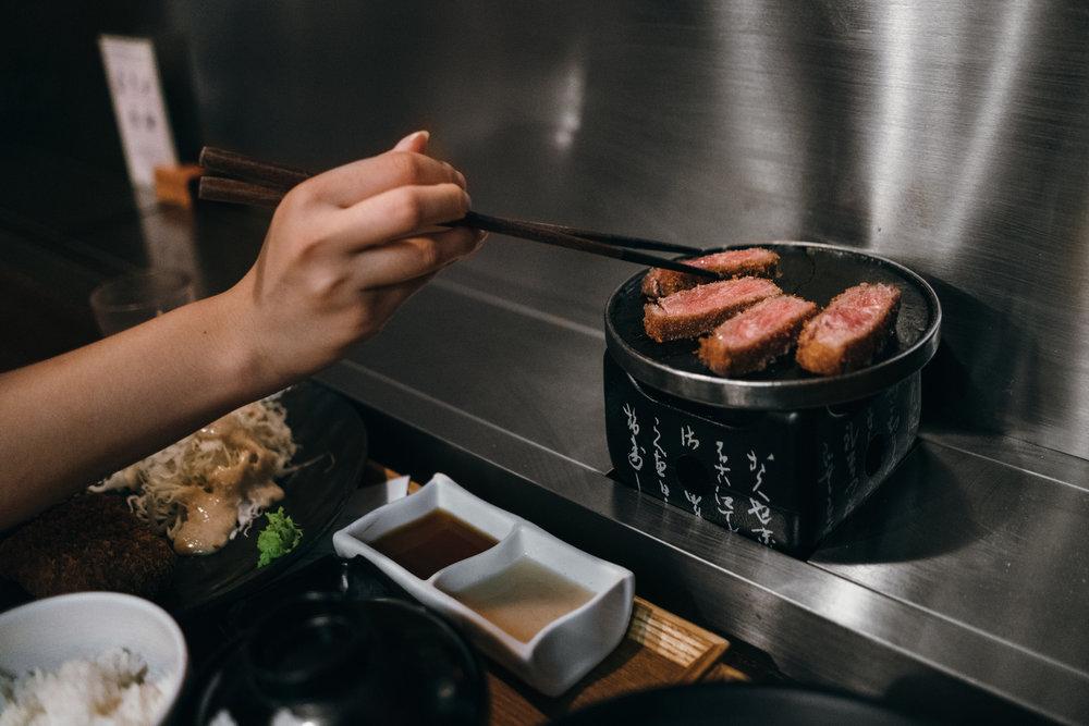 Greysuitcase Seoul Restaurant Series: Izawa (이자와), Sinchon (신촌), Seoul, South Korea.