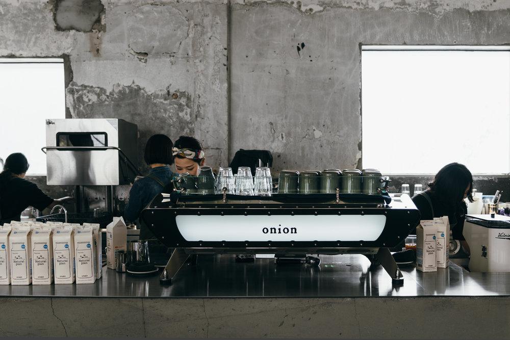 Greysuitcase Seoul Cafe Series: Cafe Onion (카페 어니언), Seongsu-dong (성수동), Seoul, South Korea.