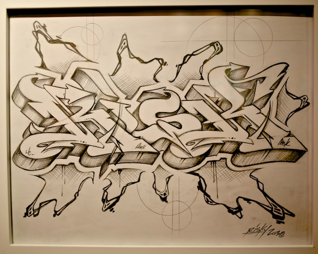 Graffiti Art Sketches With Color Sketch Graffiti Art Jpg