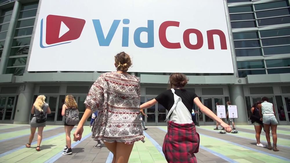 YOUTUBE VIDCON 2014