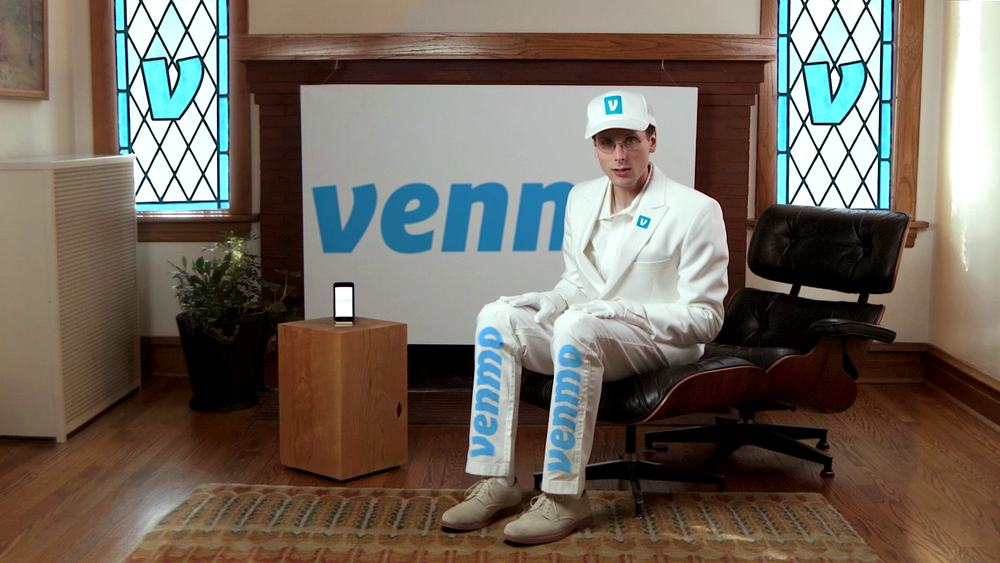 "VENMO — ""HOW TO PAY WITH BRAD HALL"""