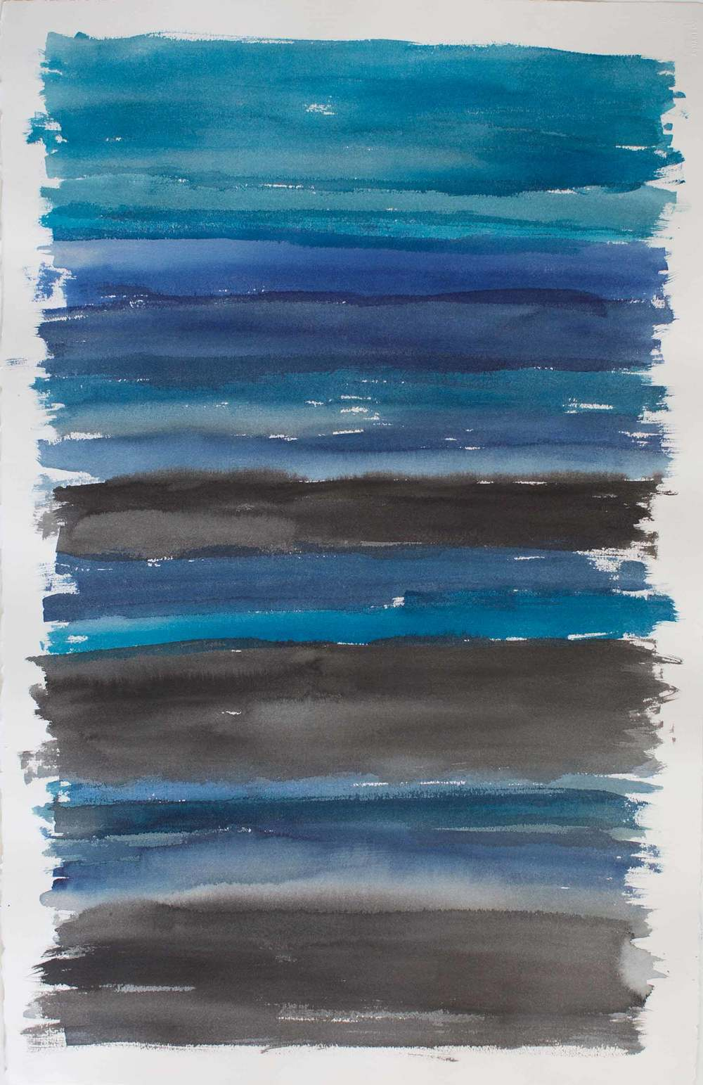 "Landscape Study 7_26""x40"""