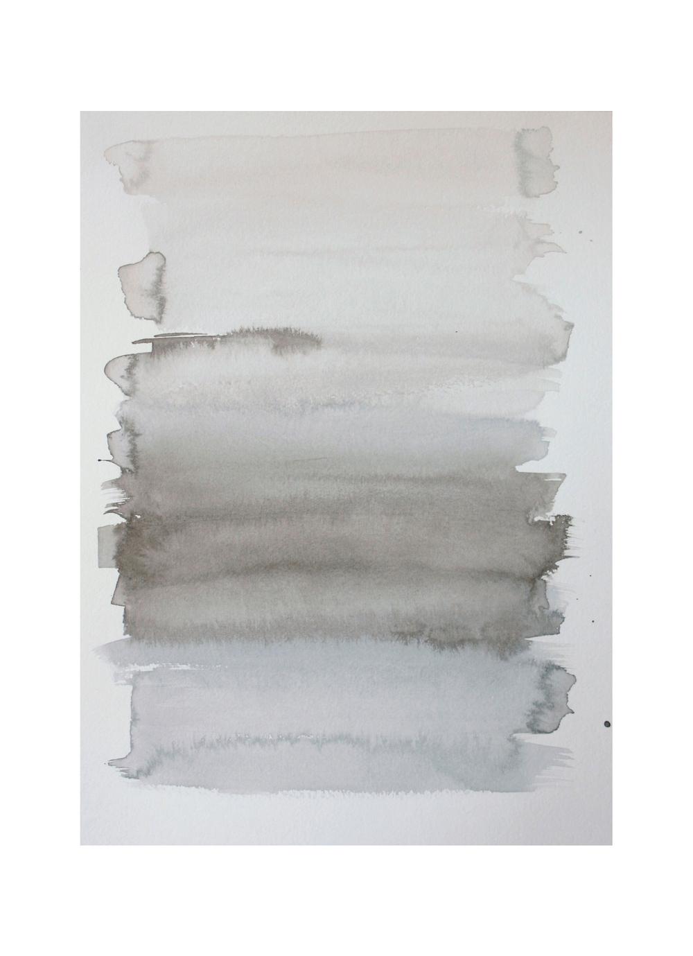 "Landscape Study 8_14""x18"""