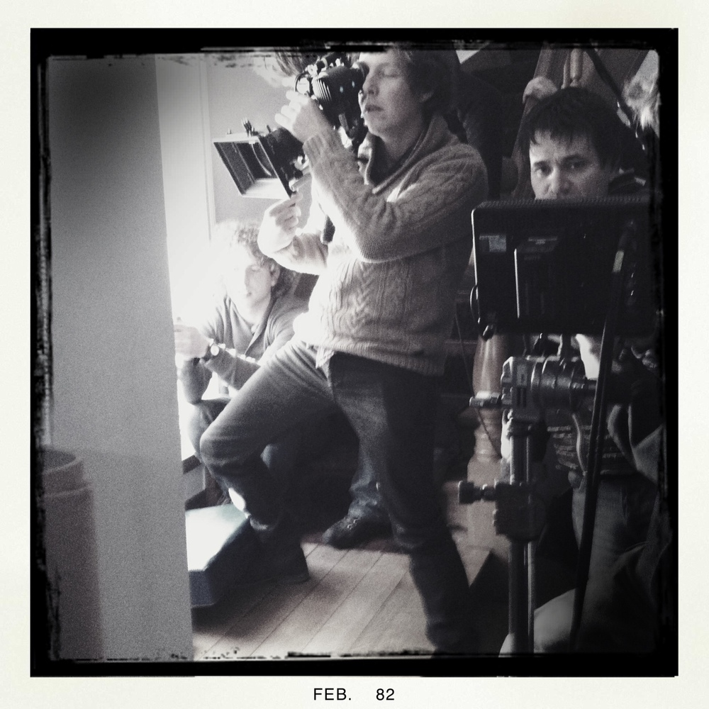 Shooting a child abuse commercial on the Arri Alexa