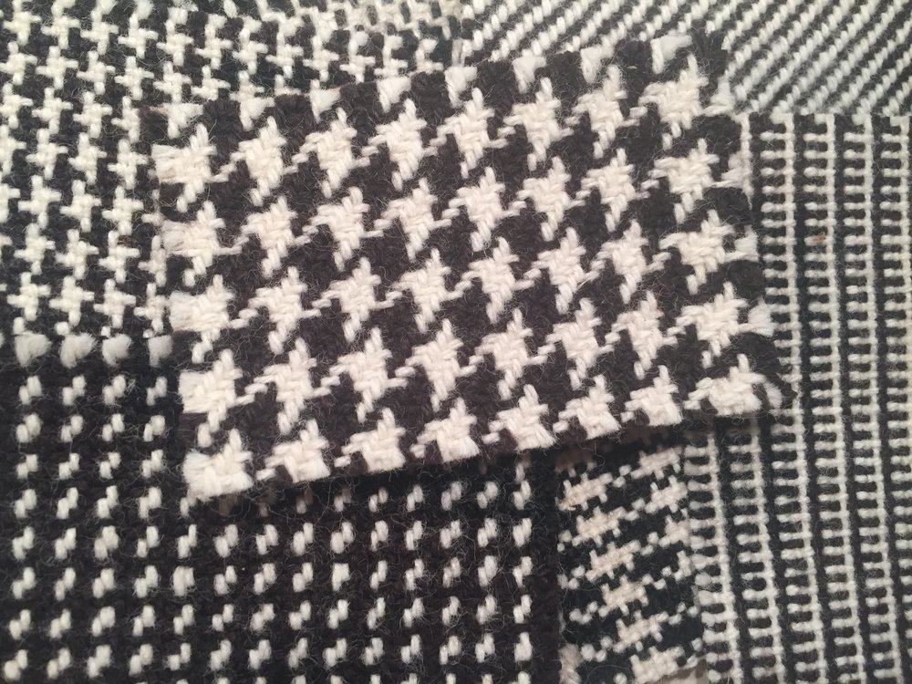 Evolution Of The Houndstooth Brentwood Textiles