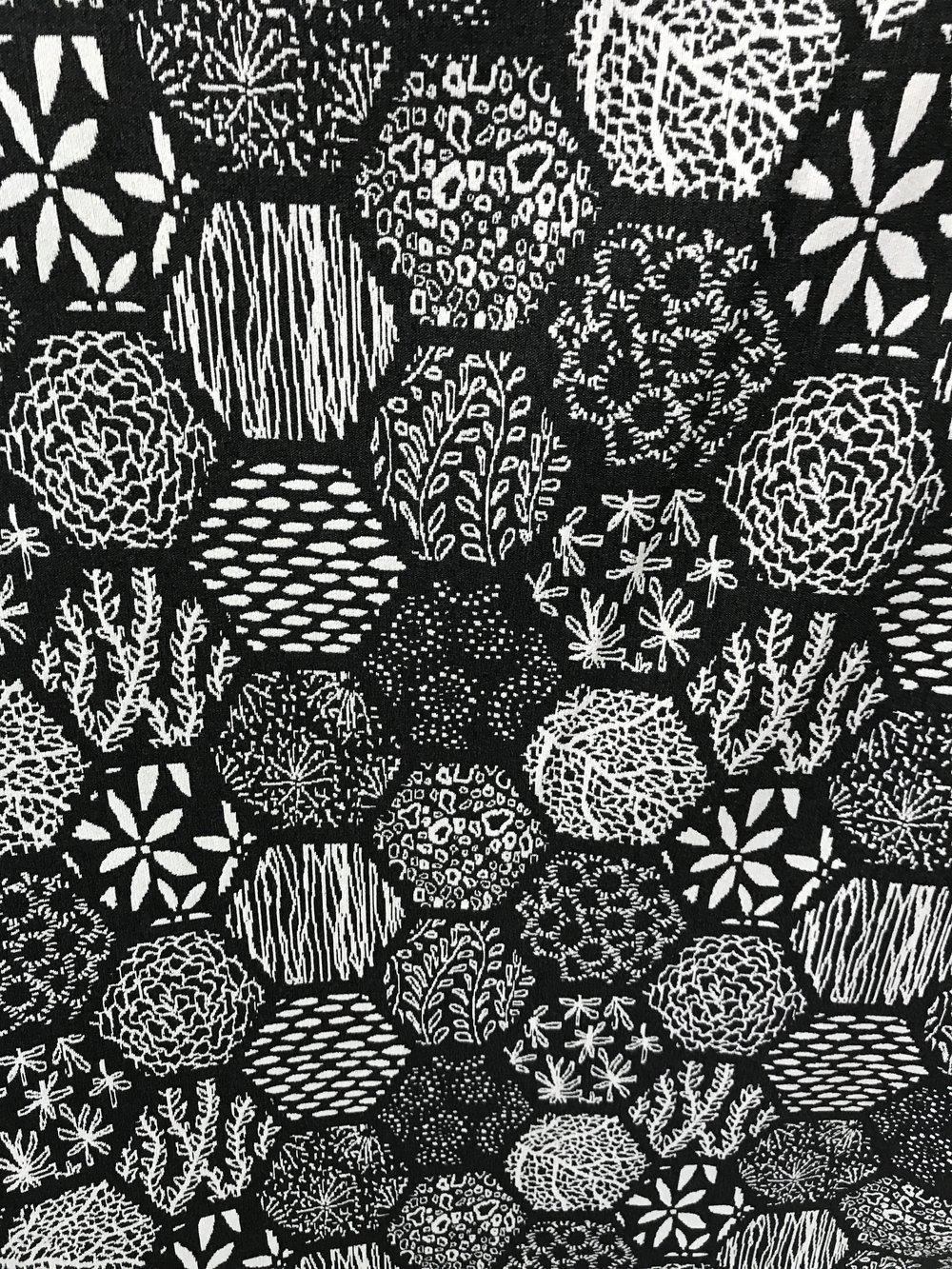 Sarah's pattern, CERAMIC