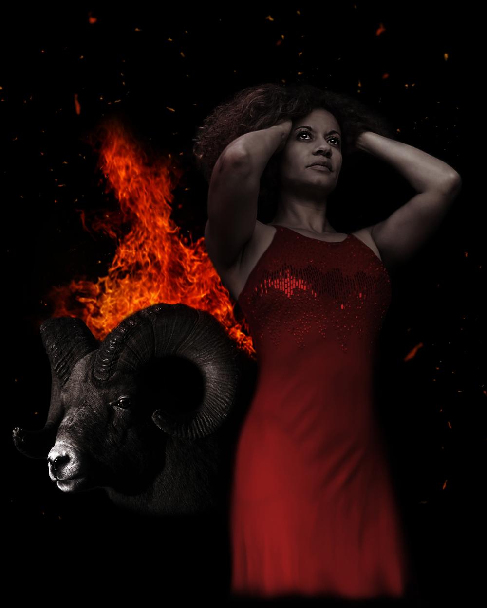 Model: Joyce Martell