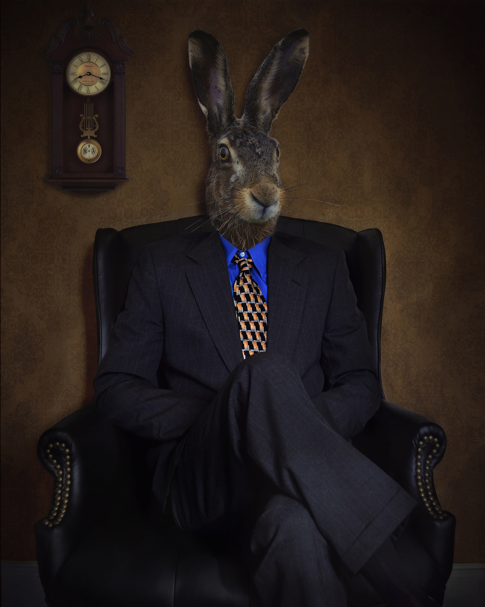 The March Hare— Portraits of Wonderland