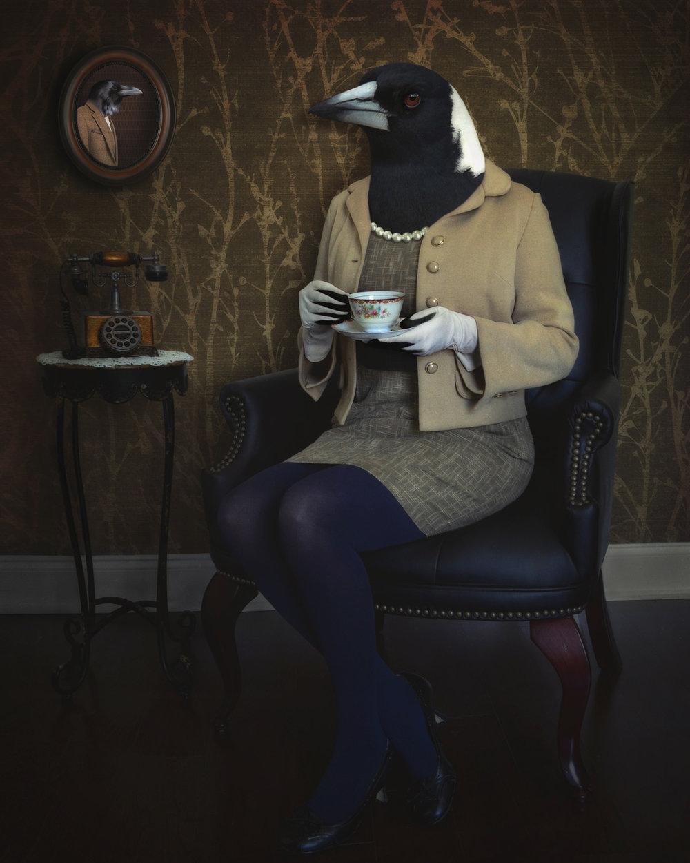 Portraits of Wonderland (series)