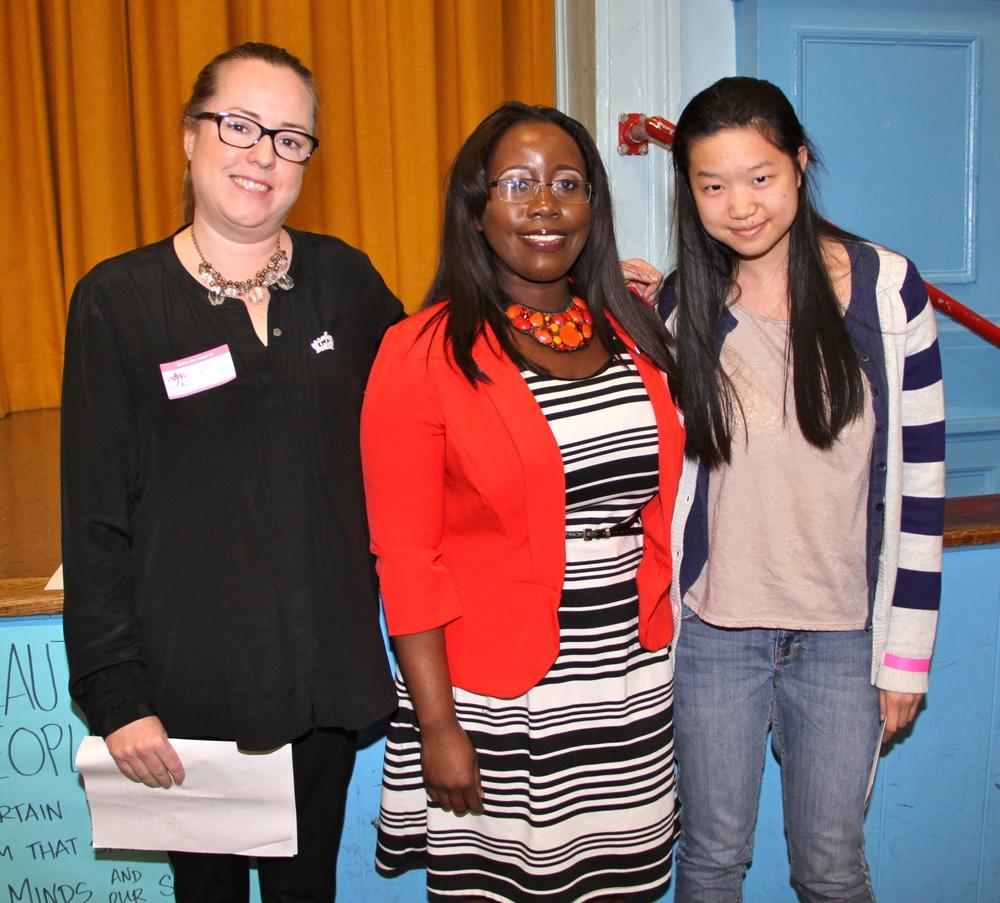 Scholarship Winner Cindy