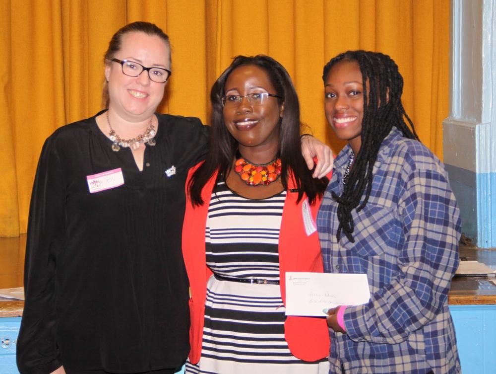 Scholarship Winner Diasia