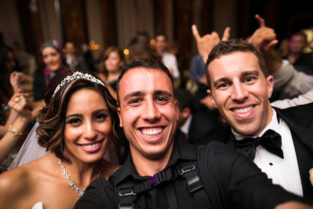 """We just wanted to say that we ABSOLUTELY love the photos you took.  You did an outstanding job documenting the day and the pictures turned out even better than we expected!!"" - Nisreen & Sammy"