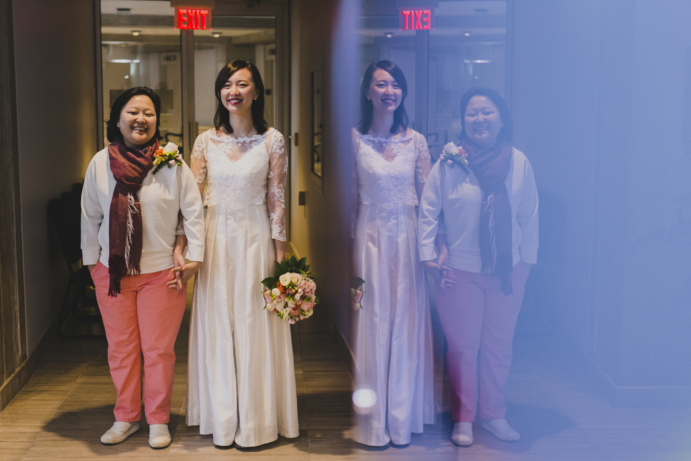 toronto city hall wedding, same sex wedding, cherry beach wedding photos, toronto wedding photographer