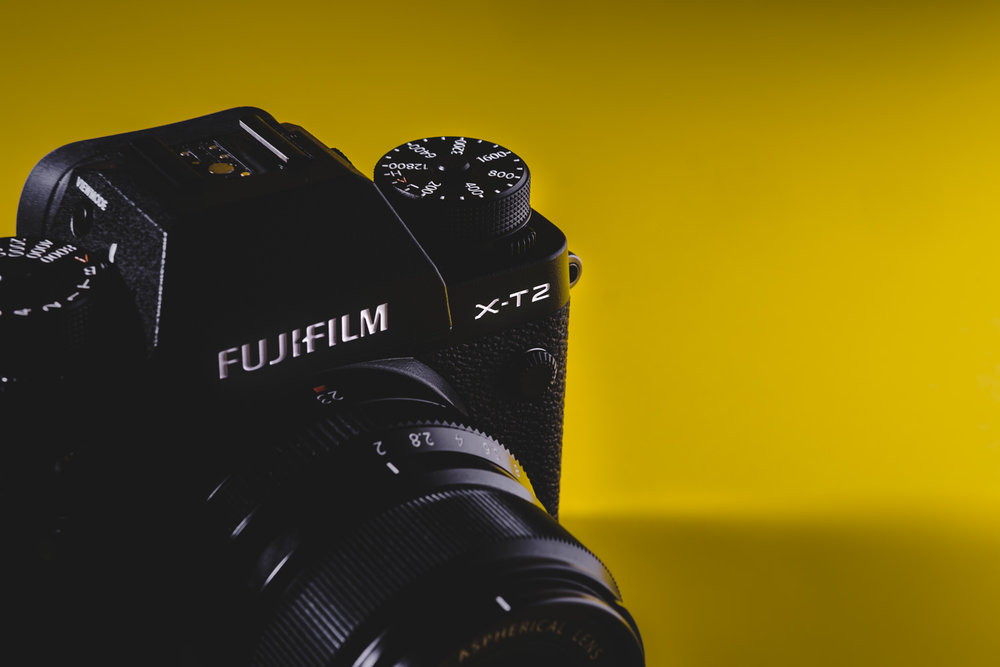 Fuji XT2 + Fujinon XF 23mm f2 WR