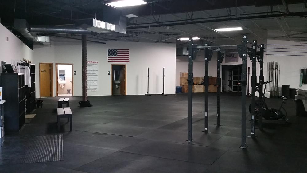 The new home of CrossFit Eden Prairie located at 6571 City West Parkway, Eden Prairie 55344!