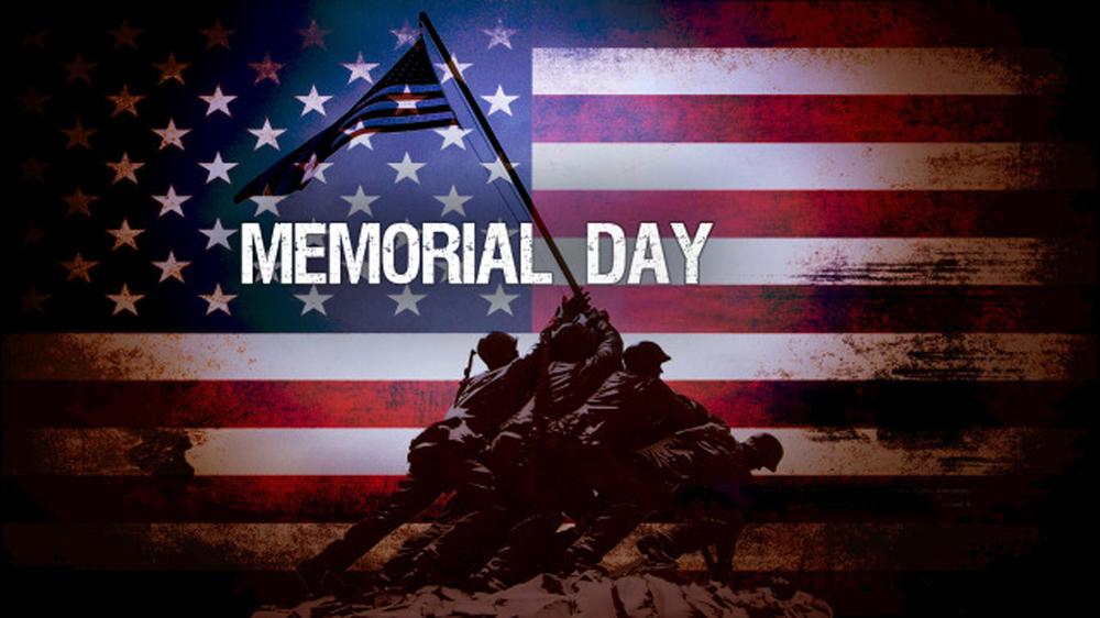 Thank you to our veterans and soldiers for giving the ultimate sacrifice for our freedom.